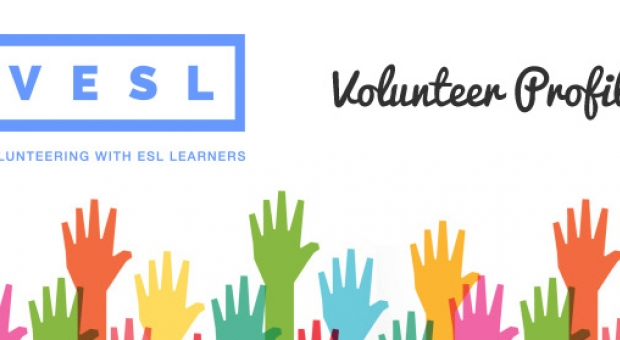VESL Volunteer Profile: Shelini