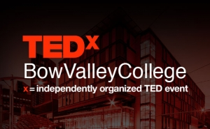 Join us for TEDxBowValleyCollege this February!