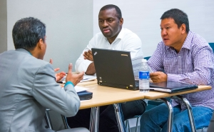 CRTP Learners Participate in Simulated Interviews