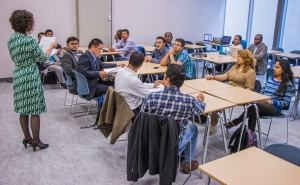 Maximizing the Diversity Advantage in BVC classrooms
