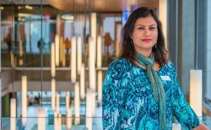 Meet our Team: Nadia Khan