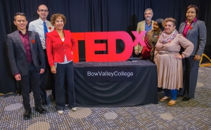 TEDxBowValleyCollege 2016: Reflecting back and moving forward