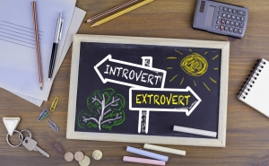 How to Identify Extroverted and Introverted Learners