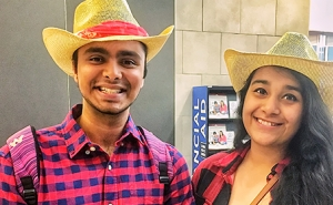 Learner Reflections: A taste of the Calgary Stampede