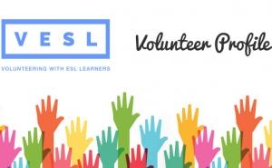 VESL Volunteer Profile: Elizabeth