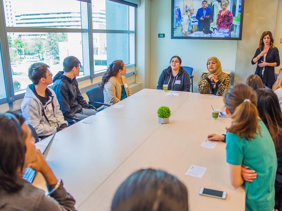 IC Conversation Café