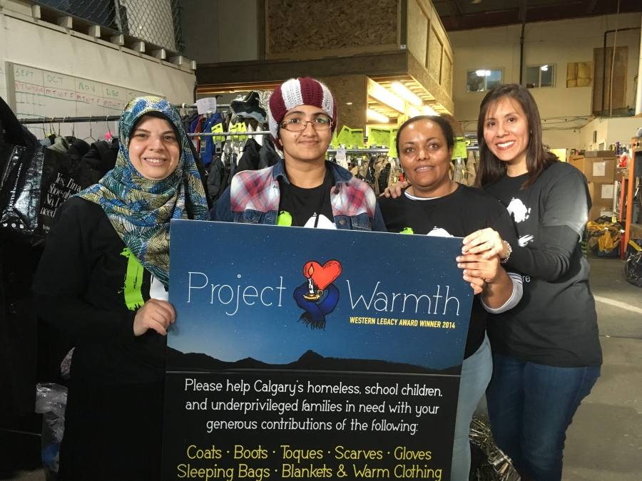 Project Warmth