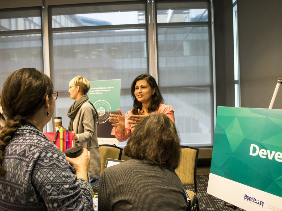 College-wide Meeting Day at the Centre: Research and Development Showcase