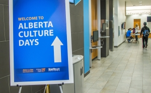 Alberta Culture Days
