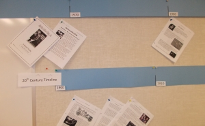 Using Timelines