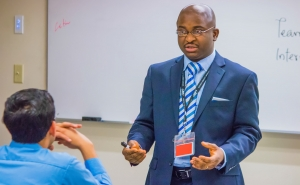 Dr. Femi's Journey to SAIT Instructor