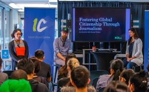 Fostering Global Citizenship through Journalism