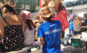 Stampede Parade and BVC Brunch