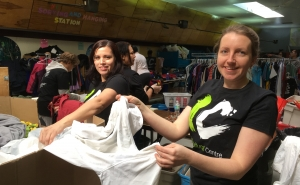 Drop In Centre:  Clothing Donation Centre