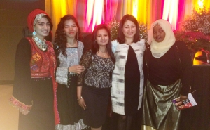 The ICan Crew Breaks Bread in Support of Afghan Women