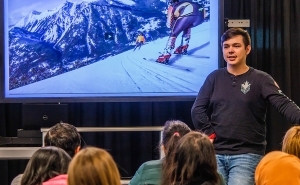Student Insights: Transition: From Sport to Life