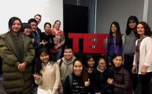 TED-Inspired Talk Hour