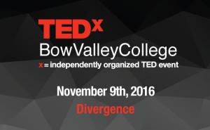 TEDxBowValleyCollege 2016