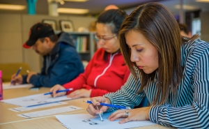Teach Your Talent: Portrait Drawing