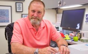 Meet our Team: Roy Wilkinson