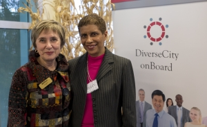 Diversity onBoard Calgary Launches