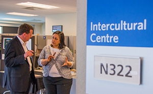 Intercultural Centre Open House