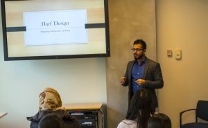 Communal Table: Harf Design Inc.