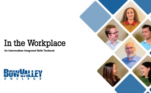 In the Workplace: An Intermediate Integrated Skills Textbook