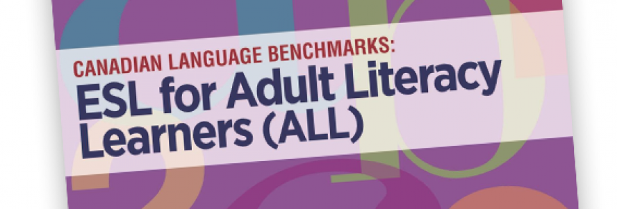 Publications  Centre for Canadian Language Benchmarks