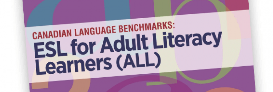 CCLB Resources for ESL Literacy Practitioners