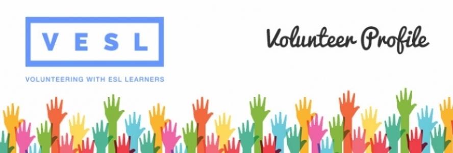 VESL Volunteer Profile: Sim
